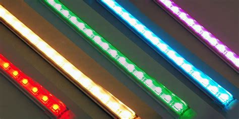 24vdc Rgb Led Bar Rgb Led Light Bar