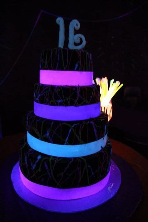 Glowing In The Dark Cakes The Good And The Bad In