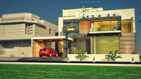 3d front elevation com beautiful contemporary house 3d front elevation com new beautiful modern contemporary