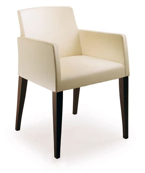 Small Modern Armchair by Upholstered Armchair In Polyurethane In Various Colors