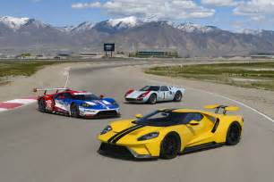 Ford Gt 400 2017 Ford Gt Review Gtspirit