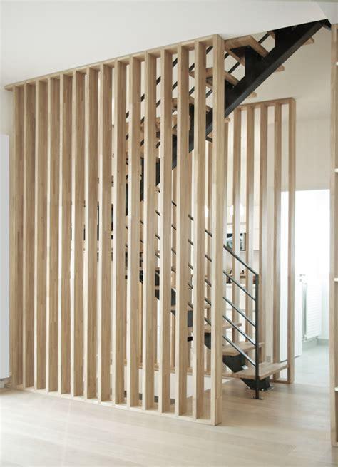 Entr E Ouverte Sur Salon by Escalier Entre Salle A Manger Ouverte Sur Captivant