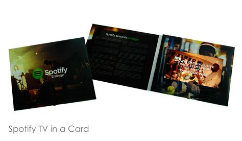 Spotify Gift Card Uk - spotify video brochure tvinacard uk