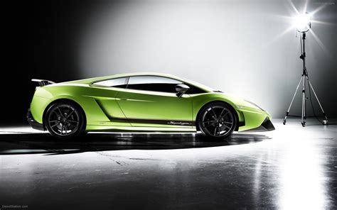 Lamborghini Lp 570 4 Lamborghini Gallardo Lp 570 4 Superleggera 2011 Widescreen