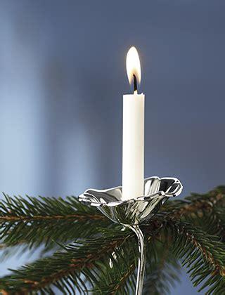 kerzenhalter christbaumkerzen liljeholmens jul stearinkerzen f 252 r weihnachten elbdal
