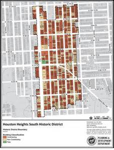 city of houston historic preservation manual historic