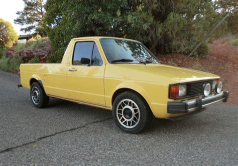 volkswagen caddy truck no reserve turbo diesel swapped 1981 volkswagen caddy for