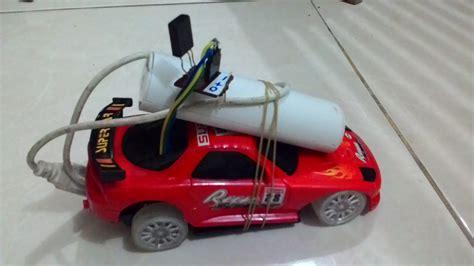 cara membuat mobil remote control dari kardus membuat mobil remote control dengan remote tv dengan