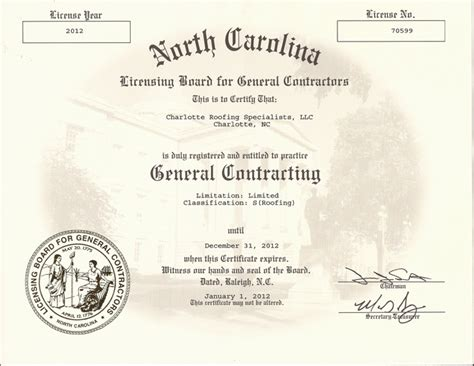 Nc Plumbing License by Free Nc Mechanical Contractors License