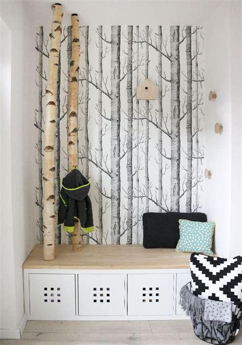 Interior Design Ideen 4269 by Selbst Gebaute Neue Garderobe Mit Birkenst 228 Mmen Children