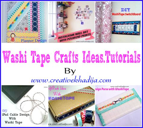 washi tape craft ideas how to decorate a gift box with washi tape