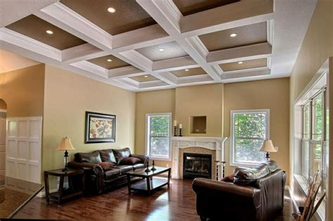 Living Room Ceiling Ls Living Room Ceilings Interiors Traditional Ceilings Coffered