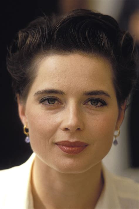 short haired older actresses image result for isabella rossellini age 50 winslet