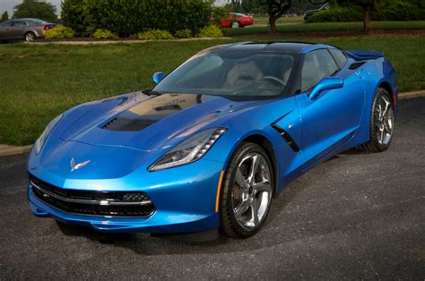 corvette stingray 2014 2014 chevrolet corvette stingray premiere edition revealed