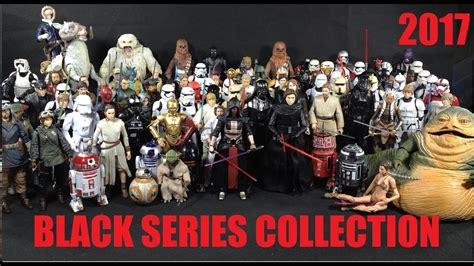 All Don Black For The Black 2008 Collection Show by My Wars Black Series 6 Inch Collection 2017