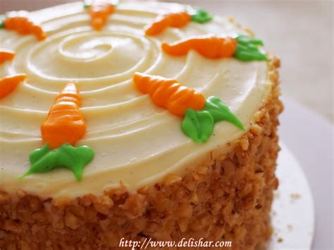 10 inch carrot cake carrot cake with cheese frosting delishar