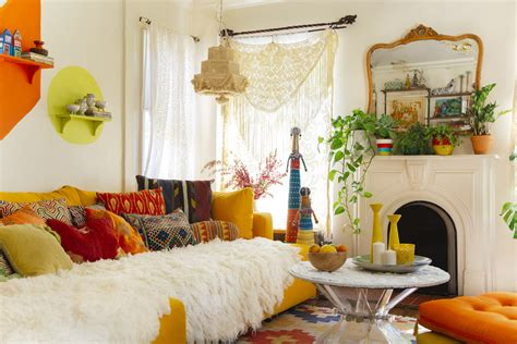 real home decorating ideas bohemian style bohemian style interior design trends for
