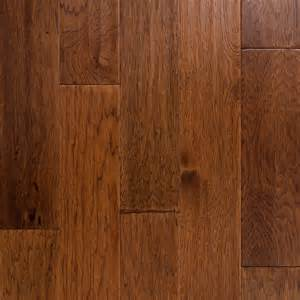 Prefinished Hickory Flooring by Shop Style Selections 5 In Prefinished Nutmeg Engineered