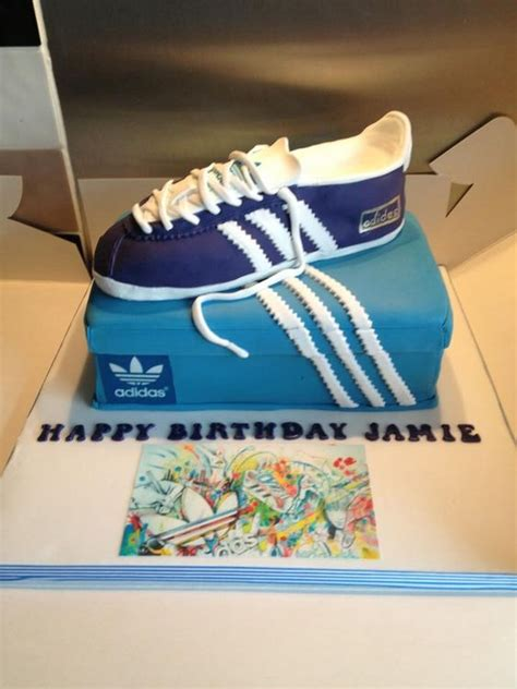 trainers adidas  cakes  pinterest