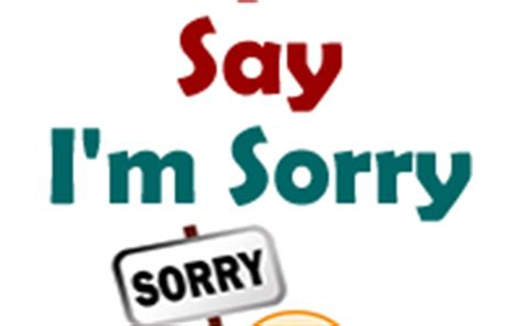 7 Ways To Say Im Sorry by Vocabulary For Essay Writing