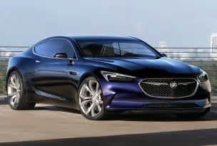 Buick Automobile Buick Avista Concept Cars Diseno