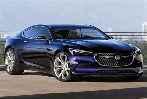 buick gmc buick avista concept cars diseno