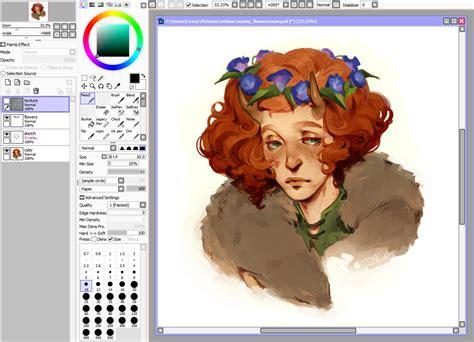 how to paint tool sai windows 7 lexxy s draw