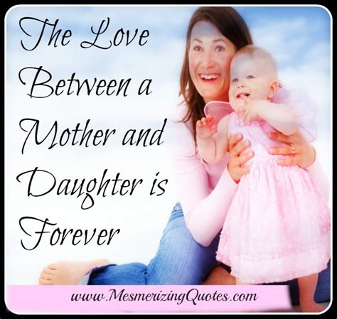 images of love of mother and daughter the love between a mother and daughter is forever