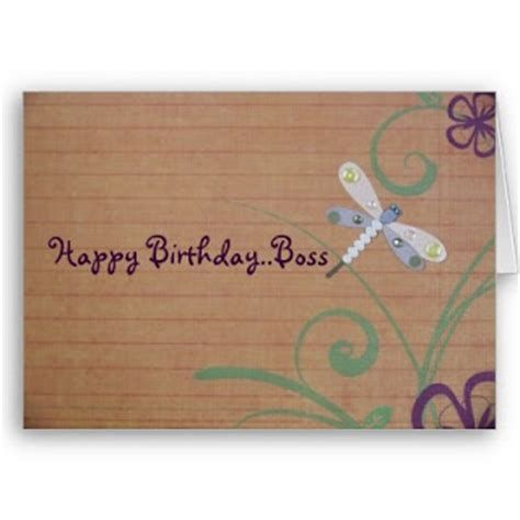 printable birthday cards for your boss boss day card