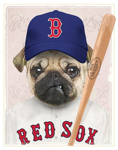 pug player boston sox pug baseball player
