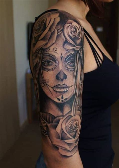 tatoo 2017 mujer tatuajes de calaveras explora sus diferentes significados