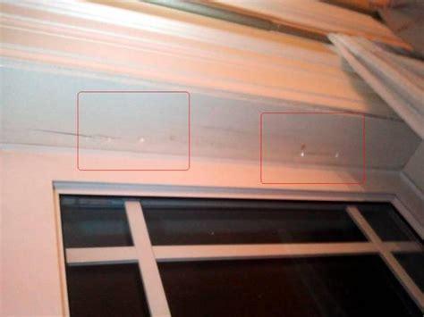 window top leaks  windy rain doityourselfcom