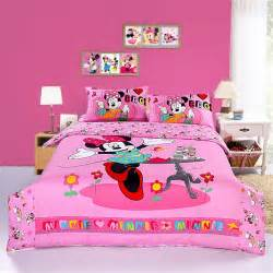 Pink minnie mouse bedding sets disney bedding sets girls bedding sets