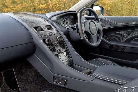 aston martin vanquish interior 2017 2017 aston martin vanquish s review motor