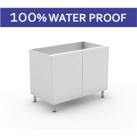 2 door base cabinet poly 100 waterproof