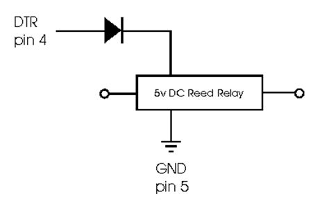 spst reed relay wiring diagram wiring diagram schemes