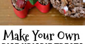 Make Your Own Rice Paper - make your own rice krispie treat rice krispie treats