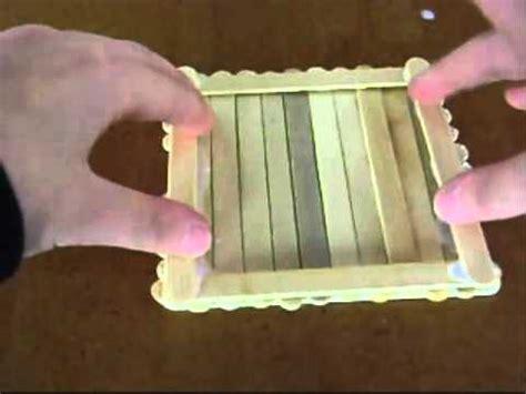decorados de uñas para hombres c 243 mo hacer ua cajita de palitos de abatelenguas imagui