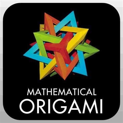 Mathematics Of Paper Folding - the world s catalog of ideas