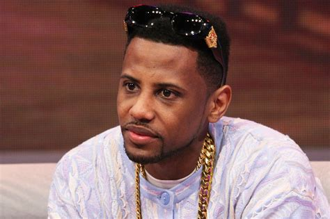 rapper fabolous walks away with bruises after tractor