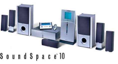 hi fi systems nakamichi sound space 10 home theater