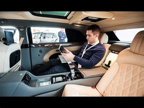 interior bentley 2017 bentley mulsanne interior