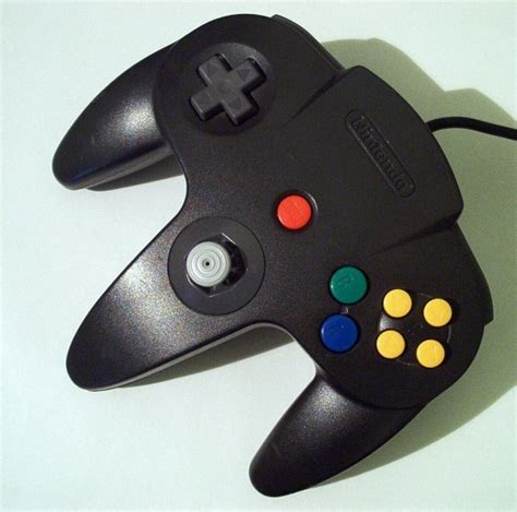 Top 10 Controllers by Top 10 Worst Controllers N64 Controller