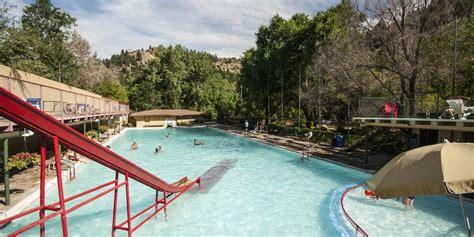 eldorado springs pool outdoor project