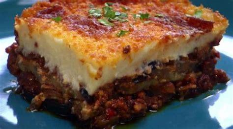 cuisine simple et pas cher la recette facile et pas ch 232 re de la moussaka traditionnelle