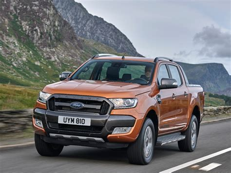 ford europe tough new ford ranger makes european debut in frankfurt