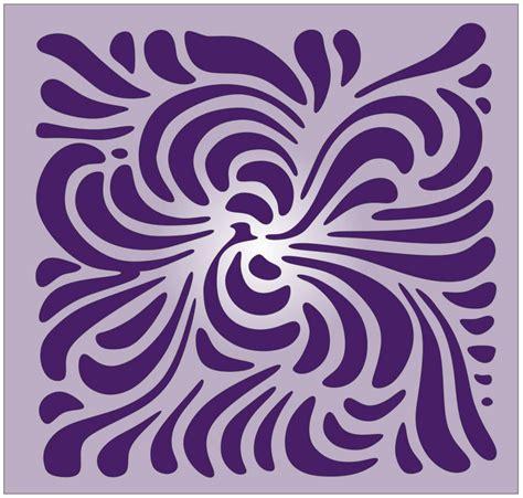 design art pattern art nouveau scroll saw pattern 2