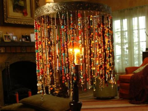 beaded home decor bohemian beaded l diy