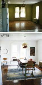 10 awesome dining room transformations design sponge