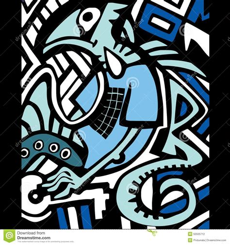 graffiti vector design elements 25x eps graffiti sketch with dragon stock vector image 50505712